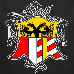 Crest Schwaben for Black Shirts Pullover & Hoodies - Baby Bio-Langarm-Body