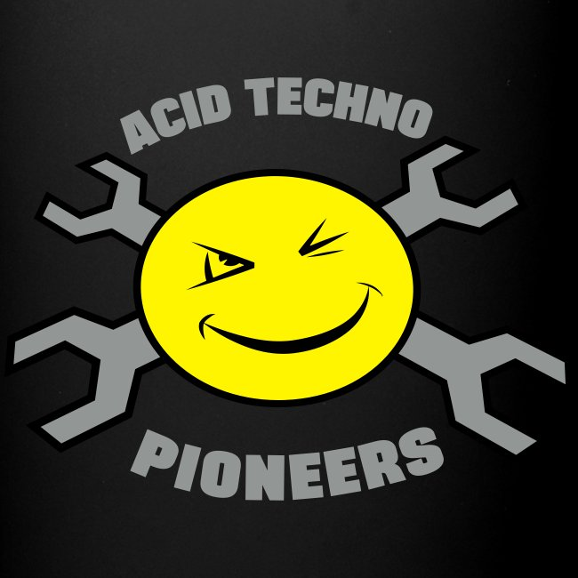 Acid Techno Pioneers Silver Mag