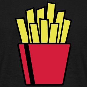 French Fries T-Shirts - Men's T-Shirt