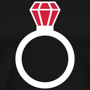 Ring  T-Shirts - Men's Premium T-Shirt