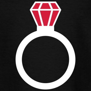 Ring T-Shirts - Teenager T-Shirt