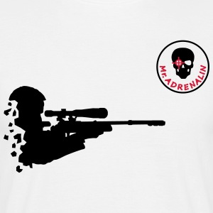 sport Shooting T-Shirts - Men's T-Shirt