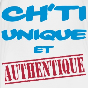 Ch'ti unique et authentique Tee shirts - T-shirt Premium Enfant