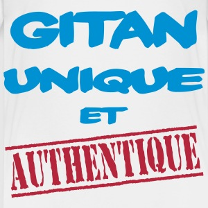 Gitan unique et authentique Tee shirts - T-shirt Premium Enfant