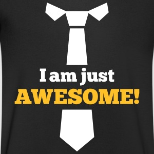 Awesome Tee shirts - T-shirt Homme col V