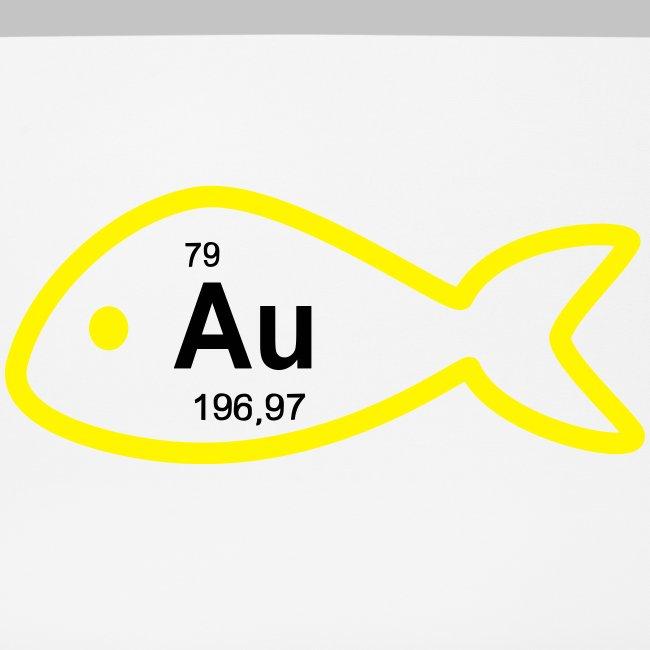 Tapis de souris (mouse pad) GoldFish