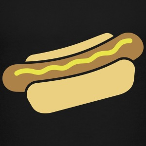 Hot dog Shirts - Teenage Premium T-Shirt