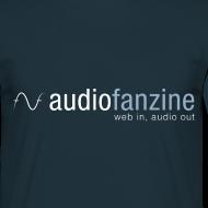 Motif ~ T-shirt homme AF logo bleu