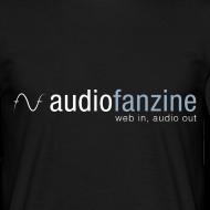 Motif ~ T-shirt homme AF logo noir