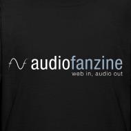 Motif ~ T-shirt Ado AF logo noir