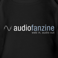 Motif ~ Body bébé manches courtes AF logo noir