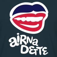 Motif ~ T-Shirt Homme - Bouche