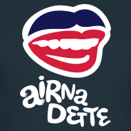 Motif ~ T-Shirt Femme - Bouche