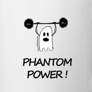 Motif ~ Mug Phantom Power avec logo AF