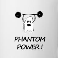 Motif ~ Mug Phantom Power avec logo AF