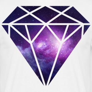 Diamant Diamond T-skjorter - T-skjorte for menn