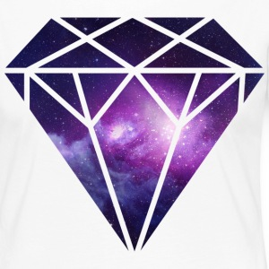Diamant Diamond Long Sleeve Shirts - Women's Premium Longsleeve Shirt
