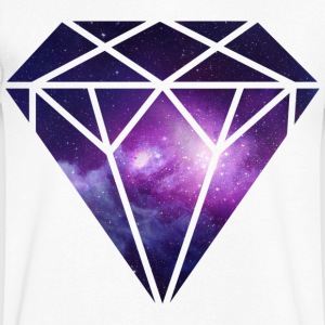 Diamant Diamond T-Shirts - Men's V-Neck T-Shirt