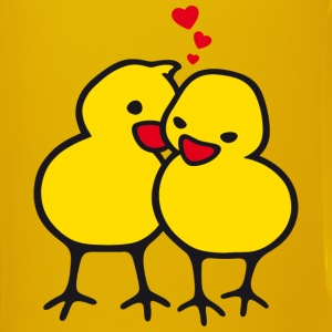 Chicks in Love - Taza de un color