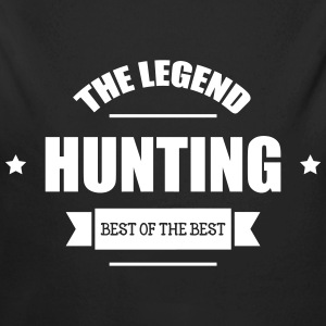 The Legend : Hunting Pullover & Hoodies - Baby Bio-Langarm-Body