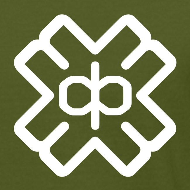 Black D3EP logo vest