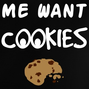 Me Want Cookies Shirts - Baby T-shirt