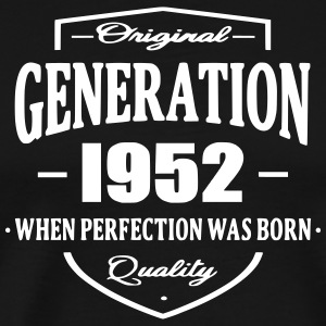 Generation 1952 T-Shirts - Men's Premium T-Shirt