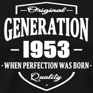 Generation 1953 T-Shirts - Men's Premium T-Shirt