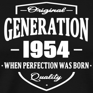 Generation 1954 T-Shirts - Men's Premium T-Shirt