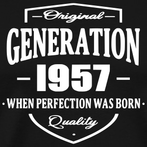 Generation 1957 T-Shirts - Men's Premium T-Shirt