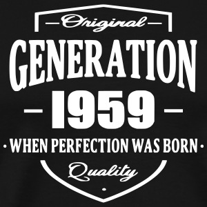 Generation 1959 T-Shirts - Men's Premium T-Shirt