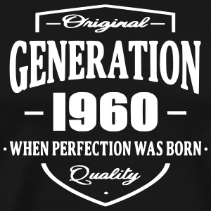 Generation 1960 T-Shirts - Men's Premium T-Shirt