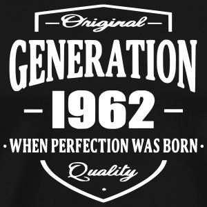 Generation 1962 T-Shirts - Men's Premium T-Shirt