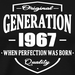 Generation 1967 T-Shirts - Men's Premium T-Shirt