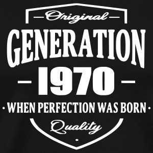 Generation 1970 T-Shirts - Men's Premium T-Shirt