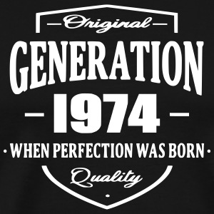 Generation 1974 T-Shirts - Men's Premium T-Shirt