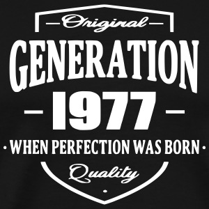 Generation 1977 T-Shirts - Men's Premium T-Shirt