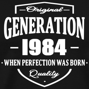 Generation 1984 T-Shirts - Men's Premium T-Shirt