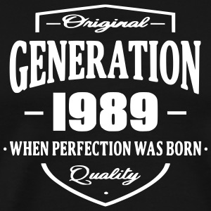 Generation 1989 T-Shirts - Men's Premium T-Shirt