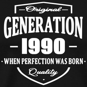 Generation 1990 T-Shirts - Men's Premium T-Shirt