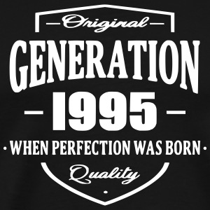 Generation 1995 T-Shirts - Men's Premium T-Shirt