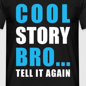 Cool story - Herre-T-shirt