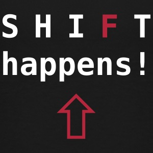 Shift happens T-Shirts - Kinder Premium T-Shirt
