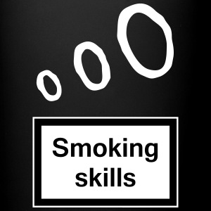 Smoking skills Mugs & Drinkware - Full Colour Mug