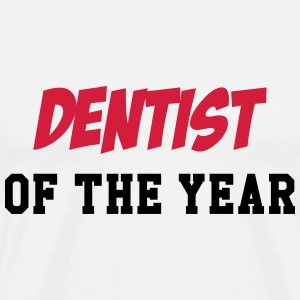 Dentist of the year Koszulki - Koszulka męska Premium