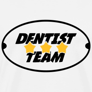 Dentist Team T-skjorter - Premium T-skjorte for menn