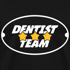 Dentist Team T-shirts - Herre premium T-shirt
