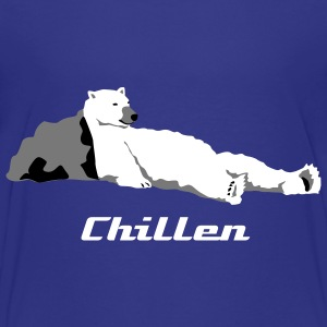 Chillen - Teenager Premium T-Shirt