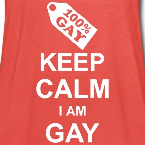 keep_calm_i_am_gay_g1 Toppe - Dame tanktop fra Bella
