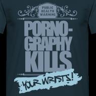 Design ~ Public Health Warning (Premium T)